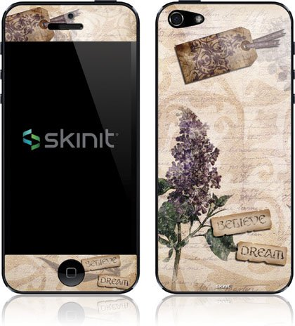 Inspirational - French Romantic Shabby Chic - iPhone 5 & 5s - Skinit Skin