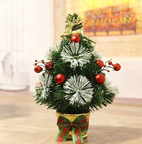 mini christmas tree ornament christmas decoration shopping mall desktop christmas tree decoration small christmas tree send
