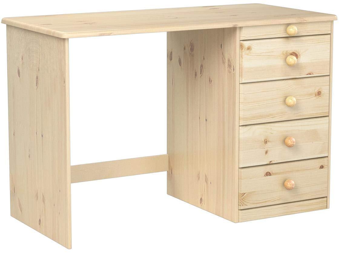 Steens 16327119 Kent 77 x 120 x 60 cm escritorio de madera de pino ...