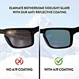 Polarized PRO Replacement Lenses for Wiley X P-17