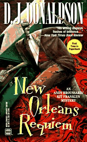 book cover of New Orleans Requiem