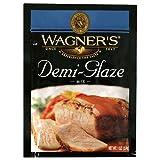 Wagner Sauce Mix, Demi-Glaze, 1-Ounce Packets