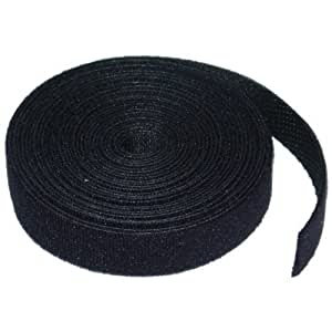 CableWholesale 3/4-Inch x 5 Yards Velcro Cable Tie Roll (30CT-07115)