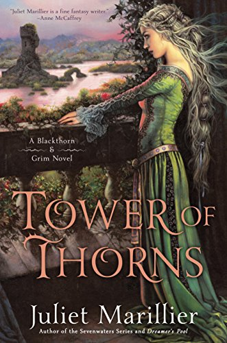 Tower of Thorns (Blackthorn & Grim) cover