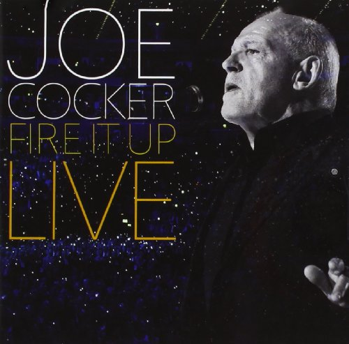 CD : Joe Cocker - Fire It Up: Live (Holland - Import, 2 Disc)