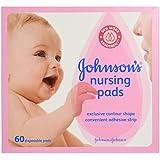 Johnson's Nursing Pads - Contour - 60 ct