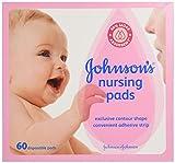 Johnson's Nursing Pads  60 Count