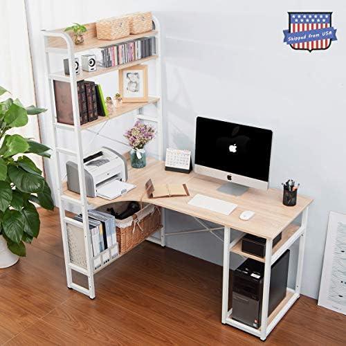 Deal of the week: 54″ Computer Desk Modern Office Desk