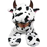 Best Winter's Secret Lavender Eye Pillows - Cow (US Seller)New Plush Cartoon Hat Long Warm Review