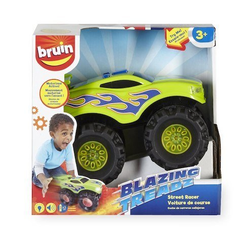 Bruin Blazing Treadz 9 inch Street Racer