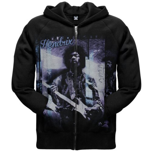 Jimi Hendrix Hoodies - 8