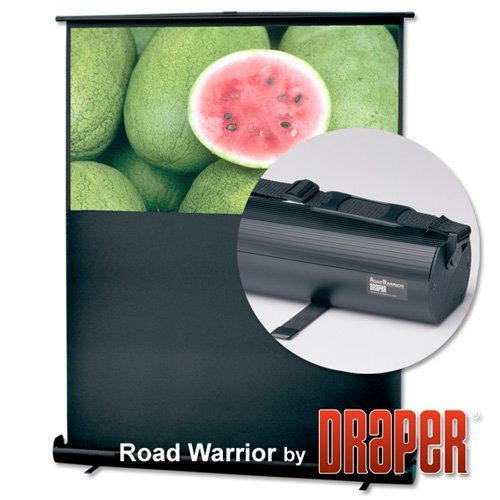 Draper Road Warrior Portable Projection Screen - U59493