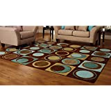Beautiful Better Homes And Garden Rugs Verve Attractive Modern Sophisticated Gardens Circle Block Rug Blue Throughout Design Inspiration