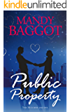Public Property: A cosy romantic feel-good Christmas novel with lots of takeout food (Freya Johnson Book 2)