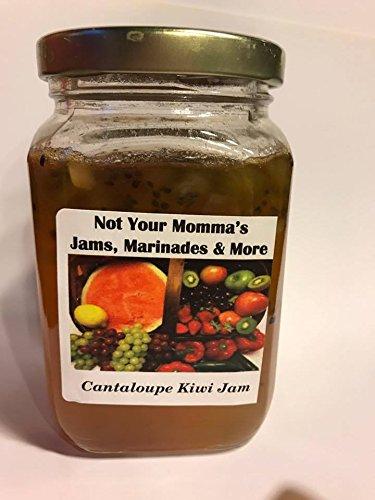 Cantaloupe Kiwi Jam