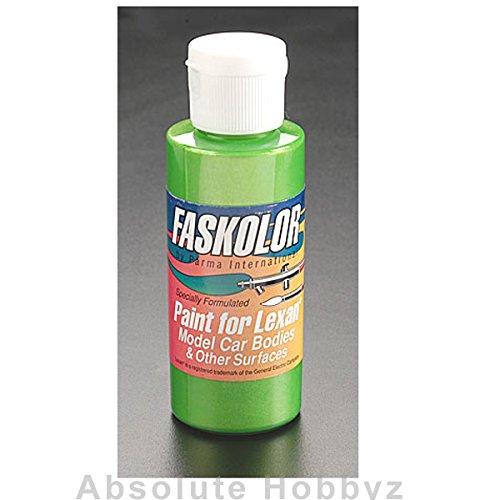 (Parma PSE Faspearl Key Lime Lexan Body Paint (2)