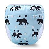 storeofbaby Newborn Toddler Reusable Cloth Diapers