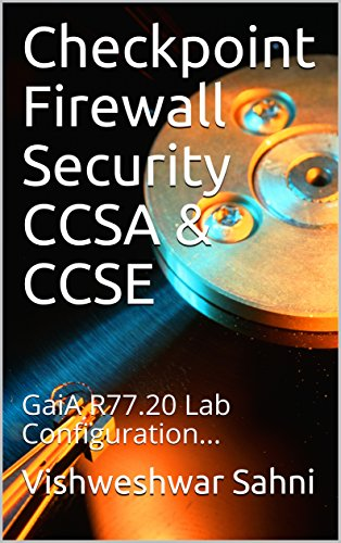 Amazon com: Checkpoint Firewall Security CCSA & CCSE: GaiA R77 20