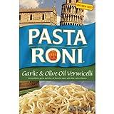 pasta roni vermicelli - Pasta Roni Garlic & Olive Oil Vermicelli Pasta, 4.6 oz