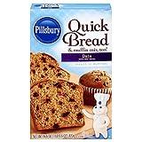 Pillsbury Date Quick Bread 16.6oz (Pack of 5)
