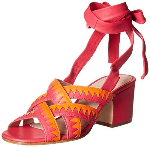 Orngblsm Sandal Women's Heeled Anisa Victoire Azalea Pour La 7qwUTT
