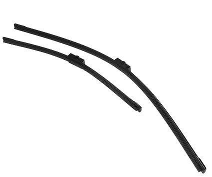 Par cuchillas para limpiaparabrisas delantero para para Ford Focus 2004 – 2012 MK2 2004 – 2012