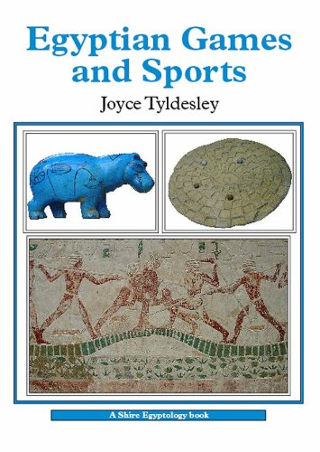 Egyptian Games and Sports (Shire Egyptology)