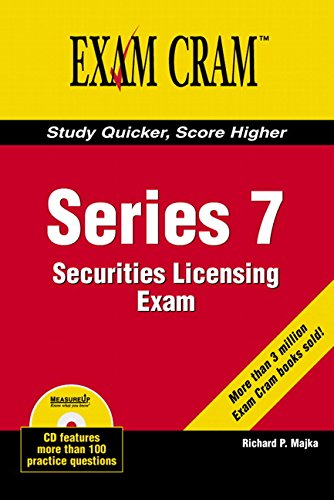 Price comparison product image Series 7 Securities Licensing Exam Review Exam Cram