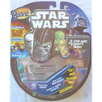 Amazon Com Mighty Beanz 2010 Exclusive Star Wars Starter