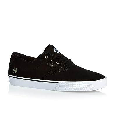 e16f38de38e33 Etnies Jameson Vulc X Element Shoes UK 8 Black White Gum Guess ...