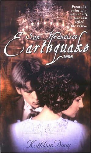 san francisco earthquake 1906 kathleen duey 9780671036027 amazon com books