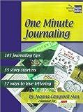 One Minute Journaling (Scrapbook Storytelling)