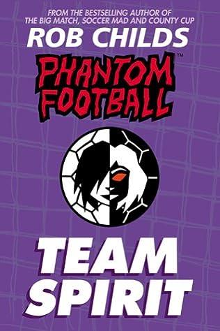 book cover of Team Spirit