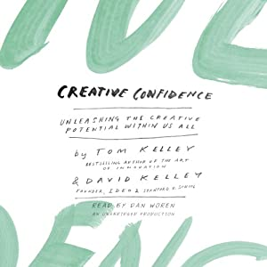 Creative Confidence Audiobook