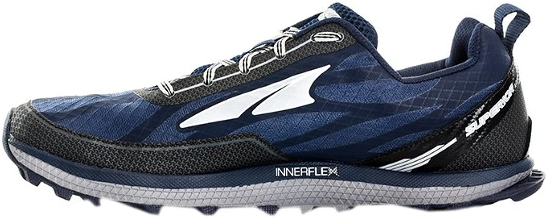 Zapatillas de correr para hombre, de la marca Altra, color negro/amarillo, número 40, color Azul, talla 46: Amazon.es: Zapatos y complementos
