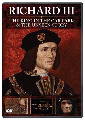 Richard III: The King in the Carpark + Richard III: The Unseen Story [DVD] (The King In The Car Park Dvd)