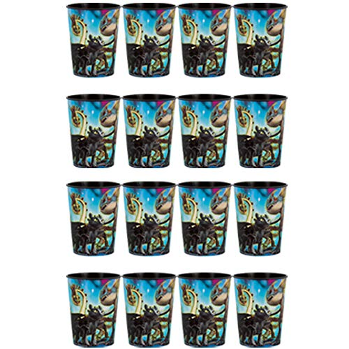(How to Train Your Dragon 3 'Hidden World' Reusable Keepsake Cups)