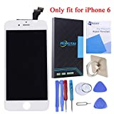 HTECHY LCD Display Digitizer Touch Screen Replacement Parts...