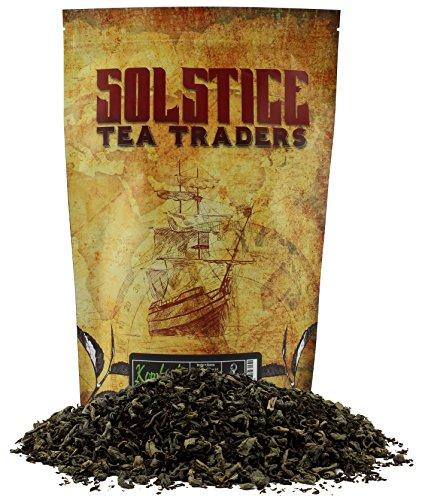 Kombucha Loose Leaf Black And Green Tea 50 50 Blend 120