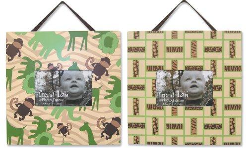 Trend Lab Frame Jungle Print