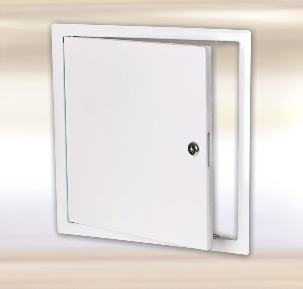 12x12 inch Metal Access Door with Cylinder Lock, B3-series FF Systems Inc