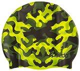 Speedo Jr. Camouflage Swimming Cap
