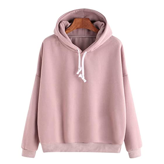 Clearance Sale ! Hooded Sweatshirt, Teresamoon Women Ladies Casual ...