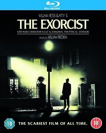 Amazon.com: The Exorcist (1973 & 2000 Versions) - 2-Disc Set ( Exorcist  (Extended Director's Cut & Original Theatrical Version) ) ( The Exorcist:  The Version You Hav [ Blu-Ray, Reg.A/B/C Import -