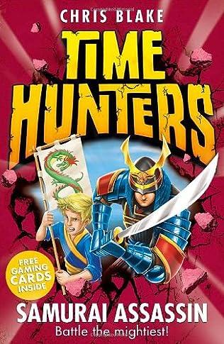book cover of Samurai Assassin