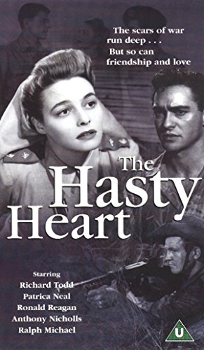 The Hasty Heart [VHS]