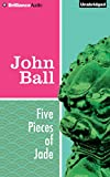img - for Five Pieces of Jade (Virgil Tibbs) book / textbook / text book