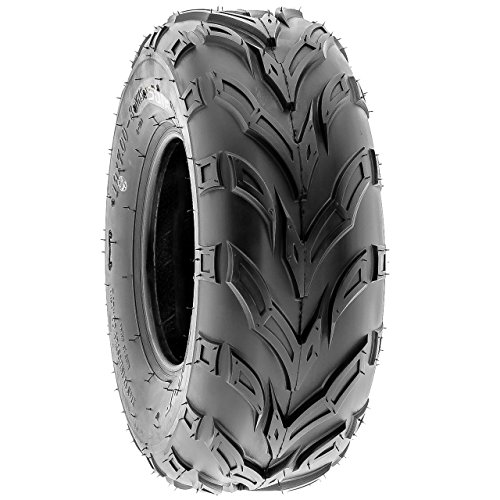 SunF A004 ATV Golf Carts Off-Road Tire 16x7-8, 6 PR, Track & Trail, Tubeless by SunF (Image #6)