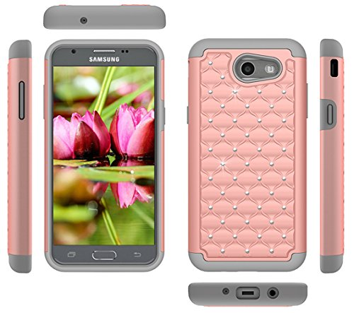 Boonix Express Samsung Protection Rhinestone product image