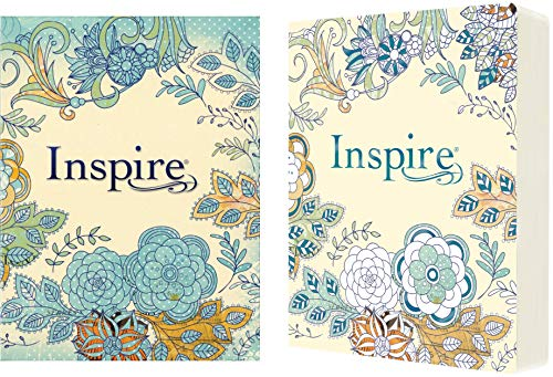 Book : Inspire Bible Nlt: The Bible For Creative Jour (9842)